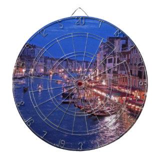 Canale magnífico en Venecia Italia
