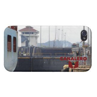 Canalero Exclusas iPhone 4/4S Carcasa