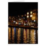 Canales de Amsterdam Tarjetón