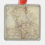 Canales de Inglaterra, ferrocarriles Adornos De Navidad