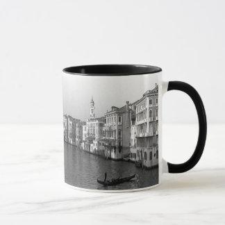 Canales de Venecia Italia Taza