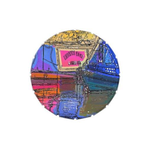 CANALES JARRONES DE DULCES
