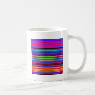 Canales reconstruidos tazas de café