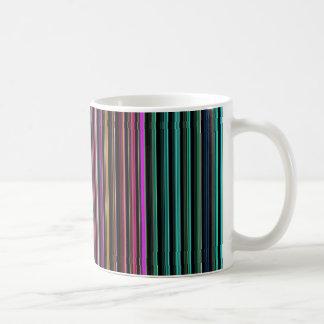Canales reconstruidos taza de café