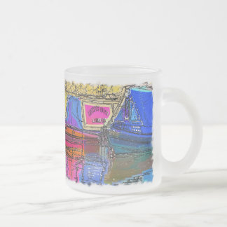 CANALES TAZA CRISTAL MATE