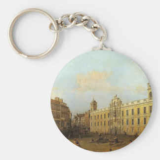 Canaletto- Northumberland House Key Chain