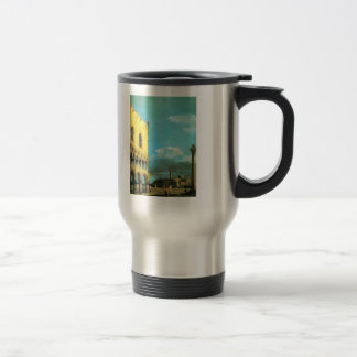 Canaletto- The Piazzet Looking South Mugs