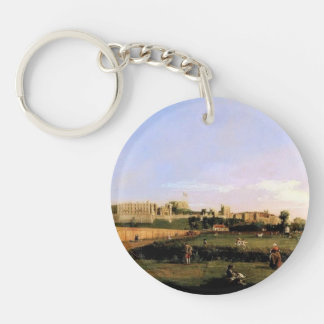 Canaletto- Windsor Castle Key Chain