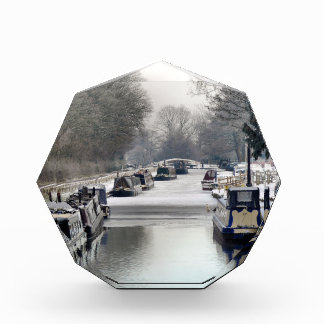 CANALS ACRYLIC AWARD