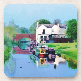 CANALS DRINK COASTER