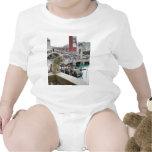 Canals Gondolas Bridges Las Vegas Baby Bodysuits