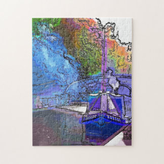 CANALS JIGSAW PUZZLE
