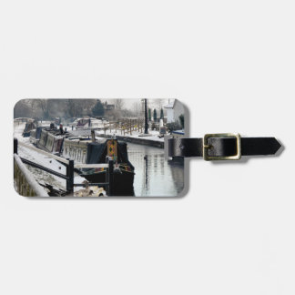 CANALS LUGGAGE TAG