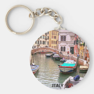 CANALS OF ITALY KEYCHAINS