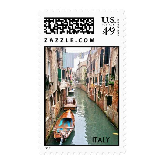 CANALS OF ITALY POSTAGE