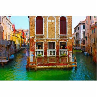 Canals  of Venice Statuette