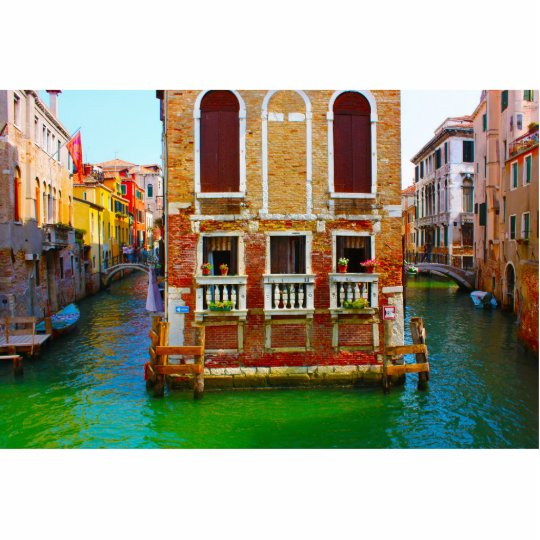 Canals  of Venice Statuette