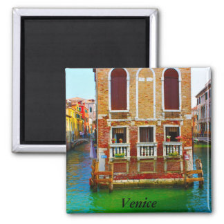 Canals  of Venice, Venice Magnet