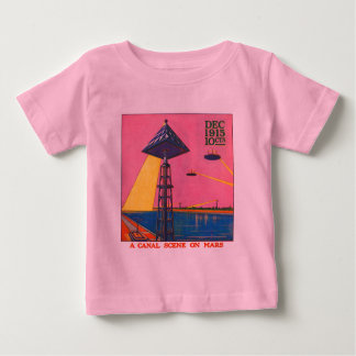 Canals on Mars Infant T-shirt