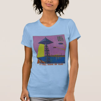 Canals on Mars Tshirts