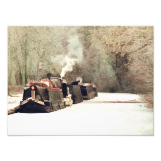 CANALS PHOTO PRINT