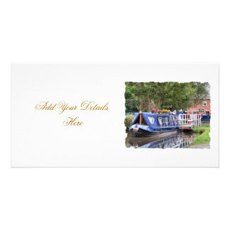 CANALS PHOTO CARD