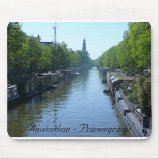 Canals Rock Mouse Pad