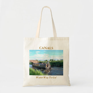 CANALS TOTE BAG