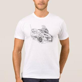 CanAm Spyder RT 2014 T-Shirt