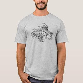 CanAm Spyder ST 2013 T-Shirt