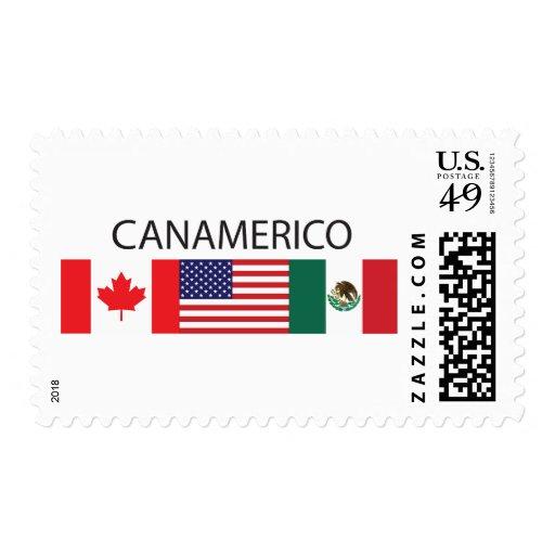 Canamerico Estampilla