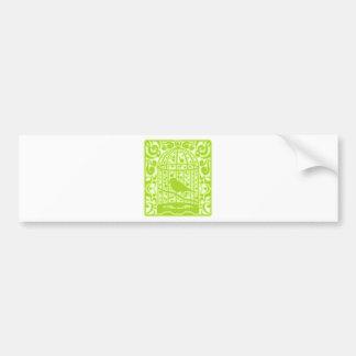 Canaria Bumper Stickers