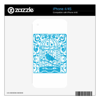 Canaria Decals For iPhone 4S