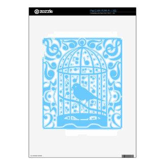 Canaria iPad 2 Decals