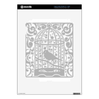 Canaria iPad 2 Skins