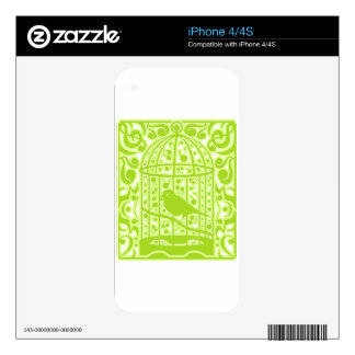 Canaria Skins For The iPhone 4S