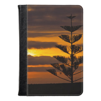 Canarian Sunset, Tenerife, Kindle Case