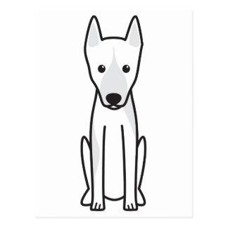 Canarian Warren Hound Dog Cartoon Postcard
