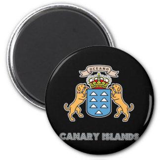 canarias Emblem Magnet