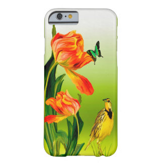 Canarie amarillo Howey conocido Funda Para iPhone 6 Barely There