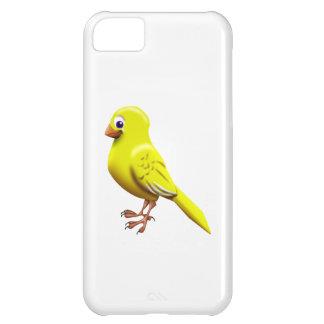 Canario amarillo funda para iPhone 5C