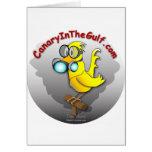 Canario en el golfo felicitaciones