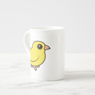 Canario Tazas De Porcelana