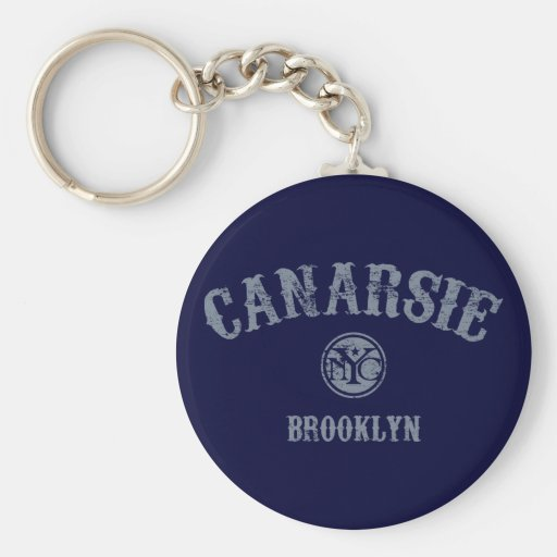 Canarsie Key Chain