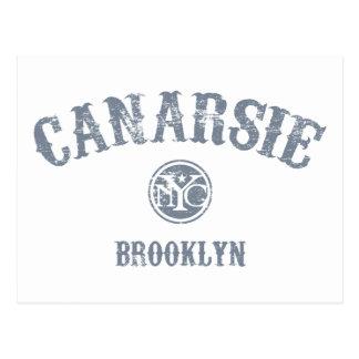 Canarsie Postcards