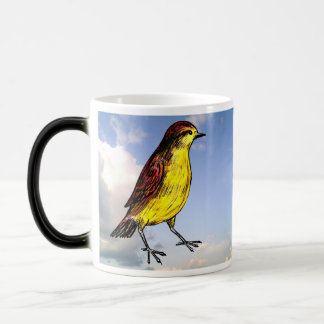 Canary Bird Magic Mug