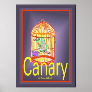Canary by Tony O'Neill Poster