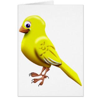 CANARY CARD