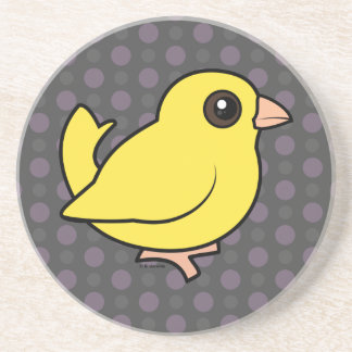 Canary Drink Coasters
