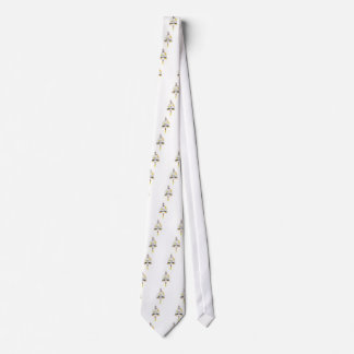 Canary in Asian Birdcage Tie